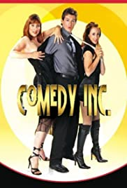 Comedy Inc. Poster