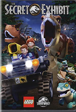 Where to stream Lego Jurassic World: The Secret Exhibit