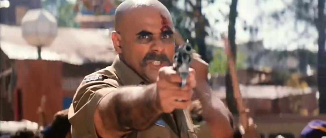 Puneet Issar in Ram Jaane (1995)