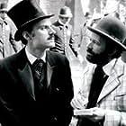 Vjenceslav Kapural and Rade Serbedzija in Nikola Tesla (1977)