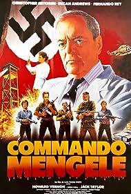 Howard Vernon in Commando Mengele (1987)