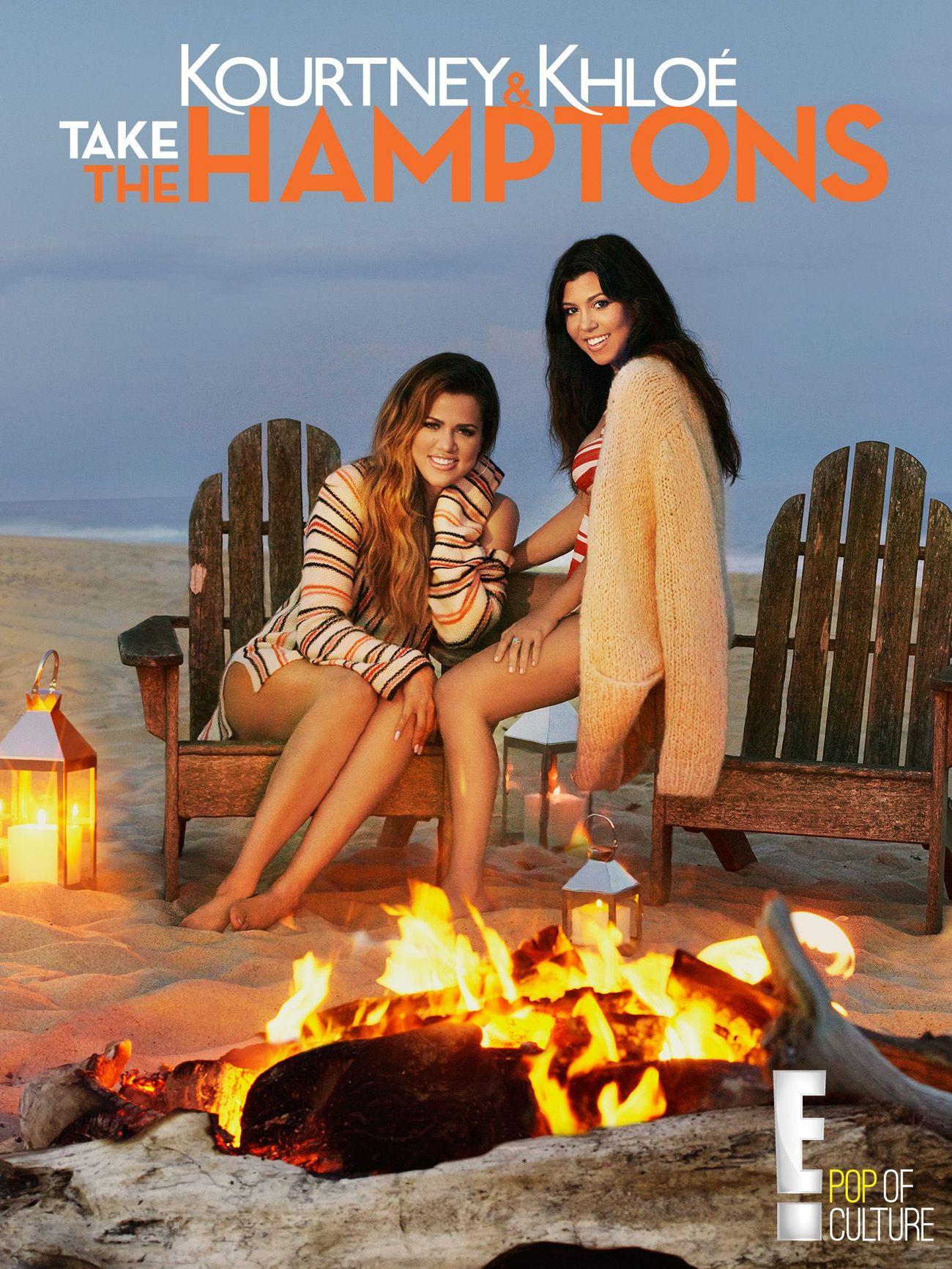 Kourtney Khloé Take The Hamptons Tv Series 20142015 Imdb