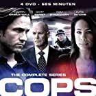 Martin Dingle Wall plays 'Detective Rhys Llewellyn' in 'COPS L.A.C.'