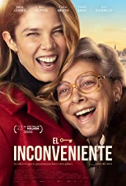 El inconveniente Poster