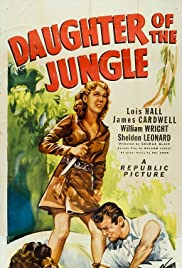 Daughter of the Jungle Poster