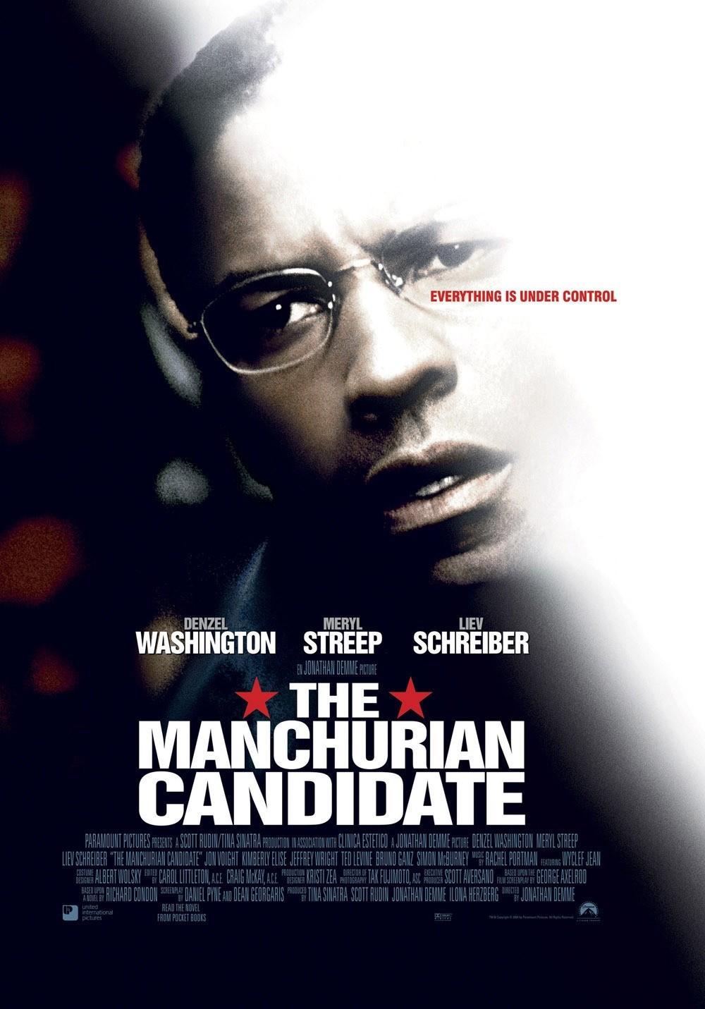 The Manchurian Candidate 2004 Imdb