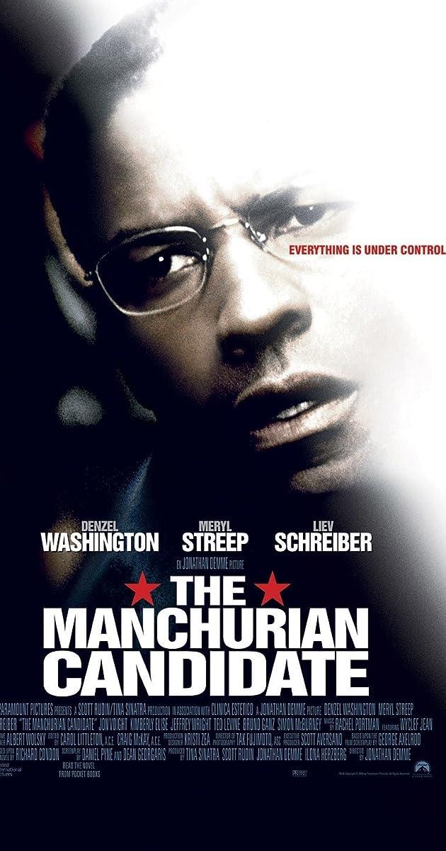 Mandžiūrijos kandidatas / The Manchurian Candidate (2004) Online
