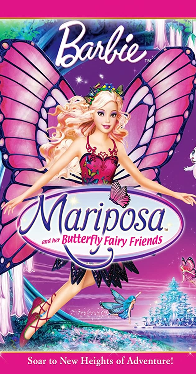 Barbie Mariposa And Her Butterfly Fairy Friends Video 2008 Imdb