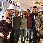 Daniel Knudsen, Robert Laenen, Courtney Mathews, Justin Mane, Aaron Noble, and Jerry Narsh in Christmas Coupon (2019)