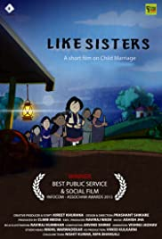 Like Sisters Poster
