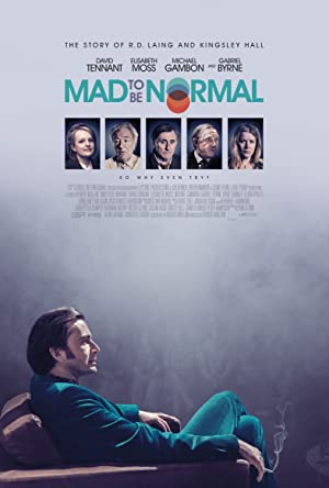 Movie Mad to Be Normal (2017)