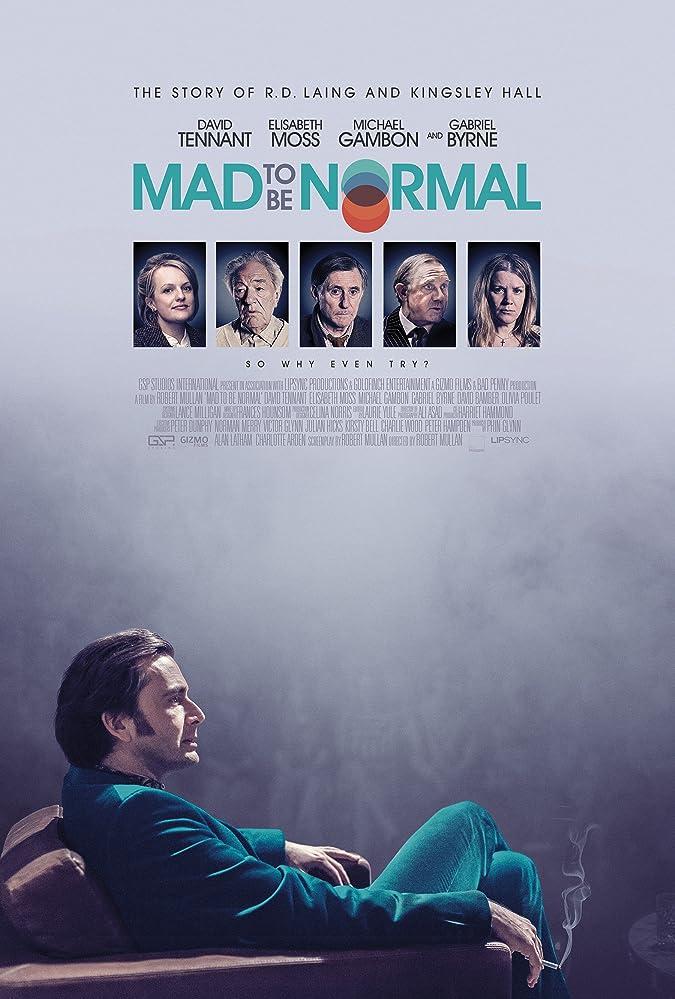 فيلم Mad to Be Normal مترجم