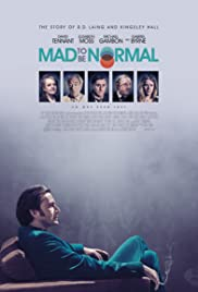 Mad to Be Normal (2017) 720p download