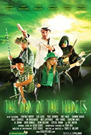 The Day of the Hedges Poster