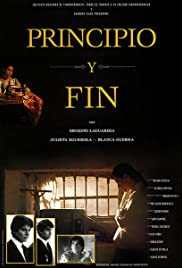 Principio y fin (1993) Poster - Movie Forum, Cast, Reviews