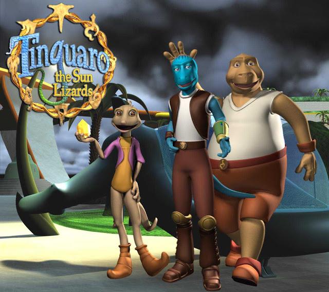Tinguaro the Sun Lizards (2002)