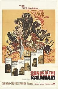 Watch online movie stream Sands of the Kalahari by Cy Endfield [4K2160p]