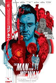 The Man from Mo'Wax Poster