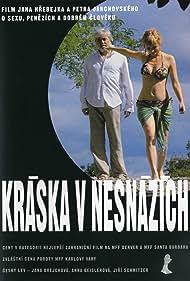 Josef Abrhám and Anna Geislerová in Kráska v nesnázích (2006)