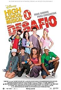 Primary photo for High School Musical: O Desafio