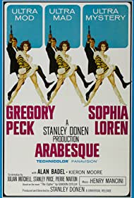 Arabesque (1966)