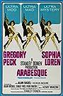 Arabesque (1966) Poster