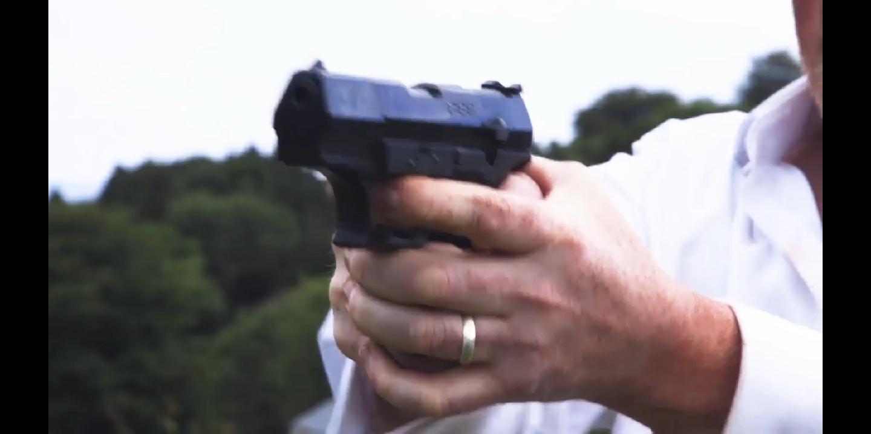 Scott Clarkson in Trauma (2020)