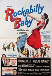 Rockabilly Baby Poster