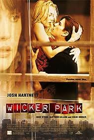 Josh Hartnett, Rose Byrne, and Diane Kruger in Wicker Park (2004)