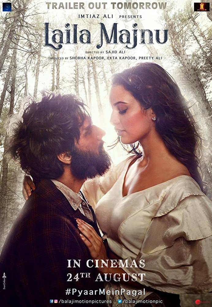 Laila Majnu (2018) Hindi HDRip 400MB MKV
