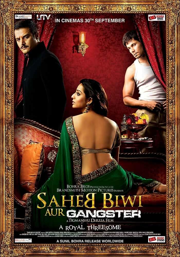 Saheb Biwi Aur Gangster Full Movie Watch Online