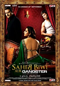 Free download movie Saheb Biwi Aur Gangster [BRRip]