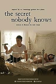 Nick Ronan and Erica Camarano in The Secret Nobody Knows (2017)