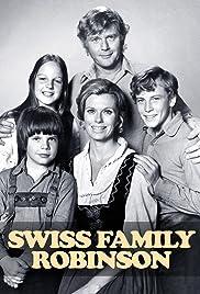 Swiss Family Robinson Poster - TV Show Forum, Cast, Reviews