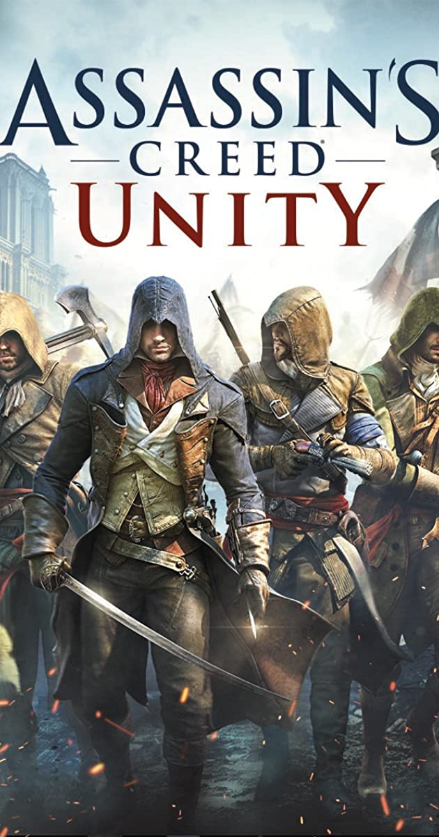 Assassin S Creed Unity Video Game 2014 Imdb