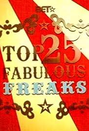 BET's Top 25 Countdown Poster