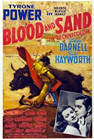 Rita Hayworth and Tyrone Power in Blood and Sand (1941)