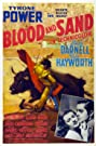 Blood and Sand (1941) Poster