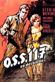 OSS 117 se déchaîne Poster