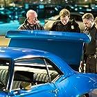 Bruce Willis, Boyd Kestner, Sophia Bush, and Kyle Stefanski in Acts of Violence (2018)