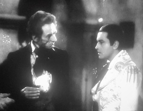 Richard Barthelmess and Erville Alderson in The Lash (1930)