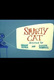 Smarty Cat Poster