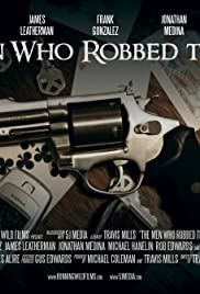 The Men Who Robbed the Bank Poster