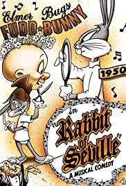 Rabbit of Seville Poster