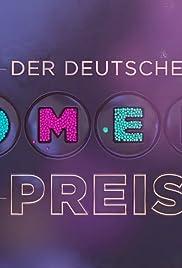 Der 20. Deutsche Comedy Preis Poster