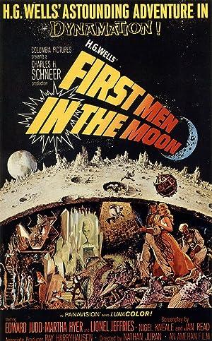 Die erste Fahrt zum Mond (1964) • 5. August 2021