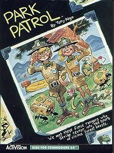Park Patrol (1984 Video Game)