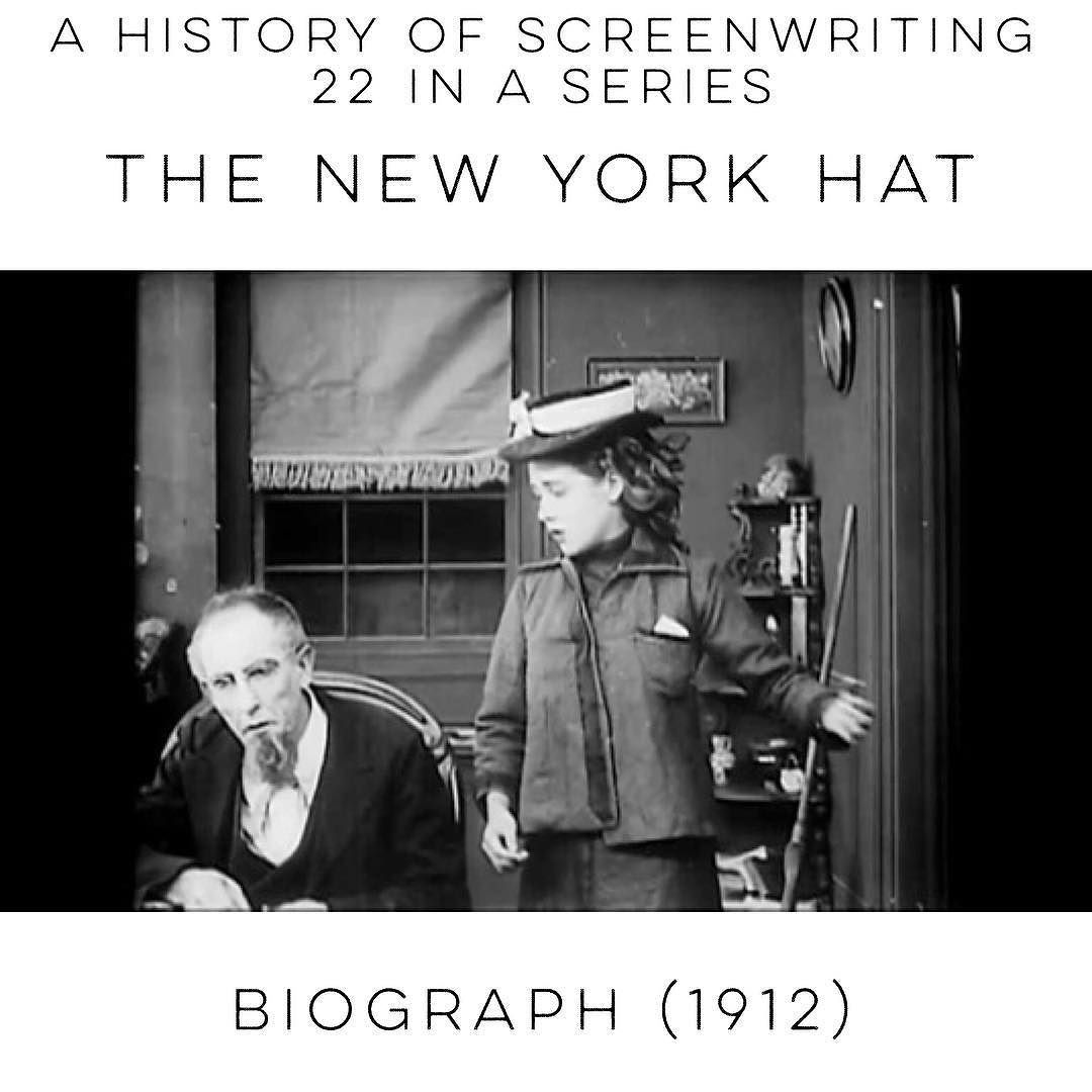 The New York Hat (1912)