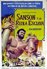 Samson and the Mighty Challenge (1964) Poster - Movie Forum, Cast, Reviews