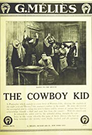 The Cowboy Kid Poster